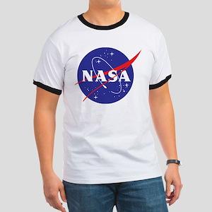NASA Logo Ringer T