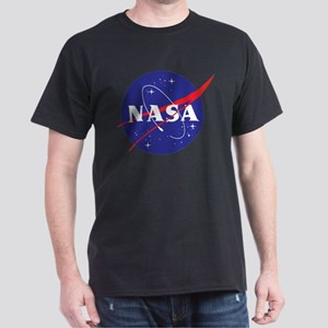 NASA Logo Dark T-Shirt