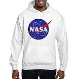 Nasa Hoodies & Sweatshirts