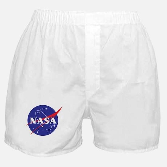 NASA Logo Boxer Shorts