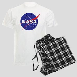 NASA Logo Men's Light Pajamas