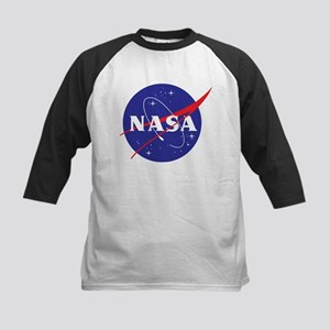NASA Logo Kids Baseball Jersey