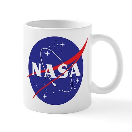 NASA Logo Mug