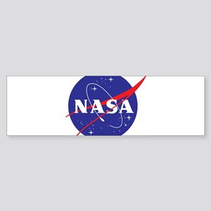 NASA Logo Sticker (Bumper)