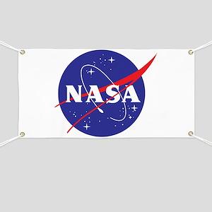 Nasa Logo Banner