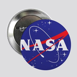"NASA Logo 2.25"" Button"
