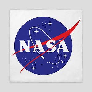 NASA Logo Queen Duvet