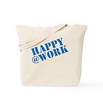 Happy at Work Tote Bag