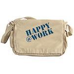 Happy at Work Messenger Bag