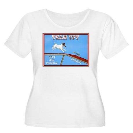 2013 Team TFT Logo Plus Size T-Shirt