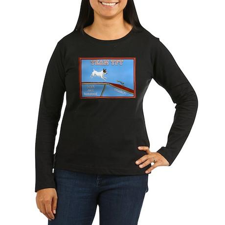 2013 Team TFT Logo Long Sleeve T-Shirt