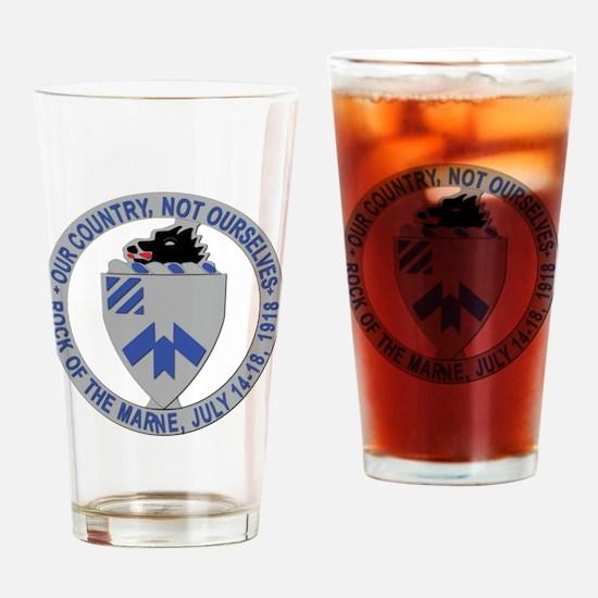 DUI - 30th Infantry Regiment, 1st Battalion Drinki