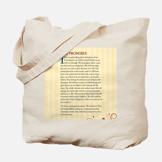 The Promises Tote Bag
