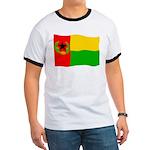 Cape Verde Historic Flag Ringer T