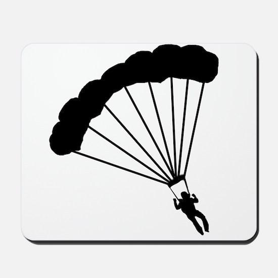 BASE Jumper / Skydiver Mousepad
