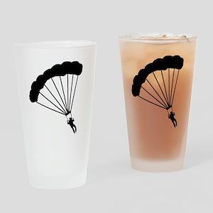 BASE Jumper / Skydiver Drinking Glass