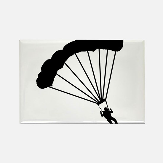 BASE Jumper / Skydiver Magnets