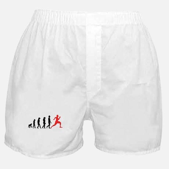 Running Evolution Boxer Shorts