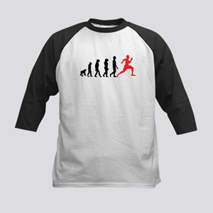 Running Evolution Baseball Jersey