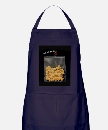 Catch of the Day Apron (dark)