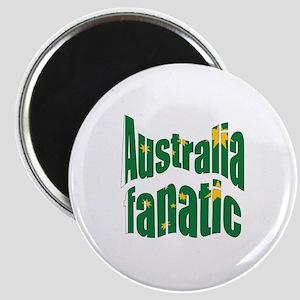 Australia fanatic Magnet