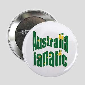 Australia fanatic Button