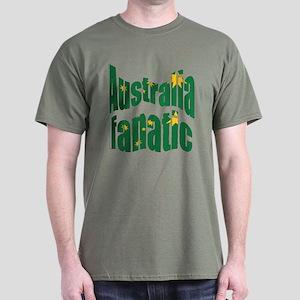 Australia fanatic Dark T-Shirt