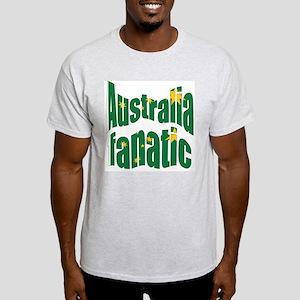 Australia fanatic Ash Grey T-Shirt