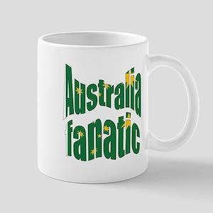 Australia fanatic Mug