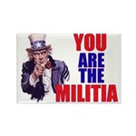 You Are The Militia Magnets