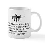 Militia Coffee Mug