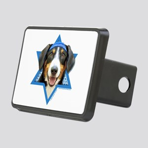 Hanukkah Star of David - Bucher Rectangular Hitch