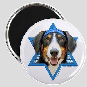 Hanukkah Star of David - Bucher Magnet