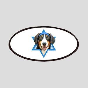 Hanukkah Star of David - Bucher Patches