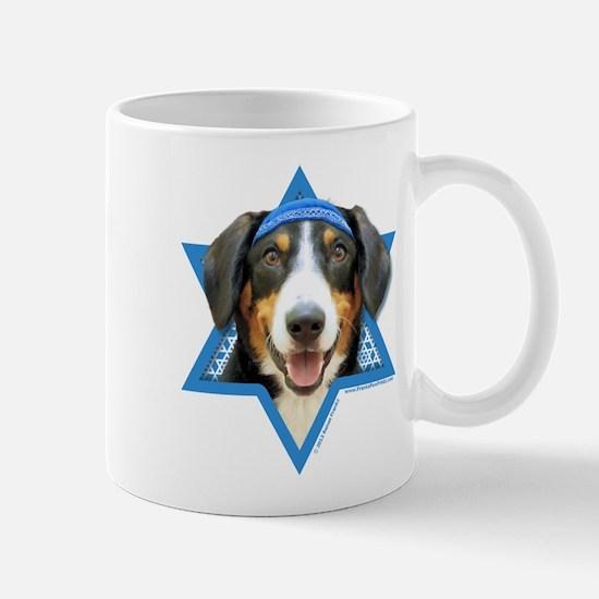 Hanukkah Star of David - Bucher Mug