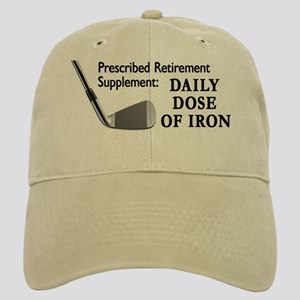 64fe293a92b Daily Dose Of Iron Golf Cap