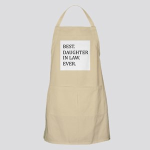 Best Daughter in Law Ever Apron