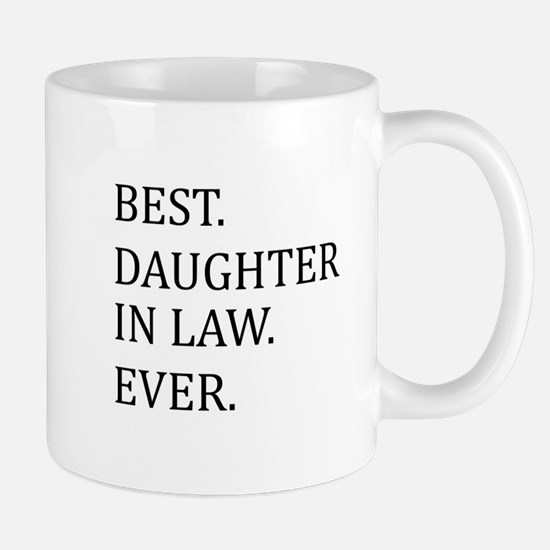 Best Daughter in Law Ever Mugs