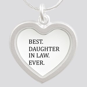 Best Daughter in Law Ever Necklaces