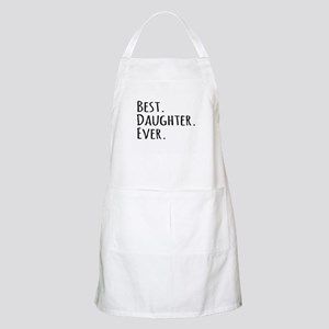 Best Daughter Ever Apron