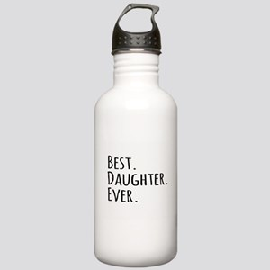 Best Daughter Ever Sports Water Bottle