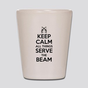 Keep Calm #2 Shot Glass