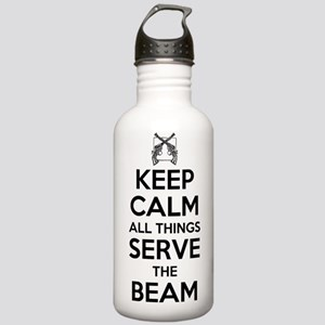 Keep Calm #2 Water Bottle