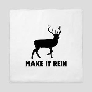 Make It Rein Queen Duvet