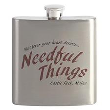 Needful Things (LRD #7) Flask