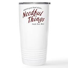 Needful Things (LRD #7) Stainless Steel Travel Mug