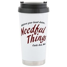 Needful Things (LRD #7) Stainless Steel Travel Mug