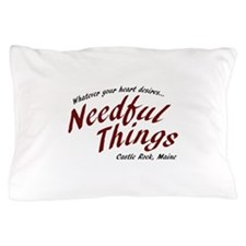 Needful Things (LRD #7) Pillow Case