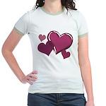 Valentine's Jr. Ringer T-Shirt