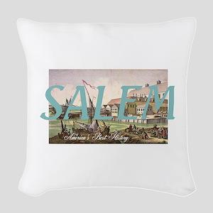 ABH Salem Woven Throw Pillow
